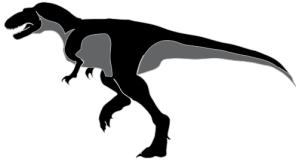 Just in case you were unsure, The animal above is a dinosaur. (Image taken from www.commons.wikimedia.org)